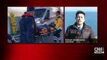 Son dakika: Kilyos açıklarında 1 kişinin cesedi bulundu