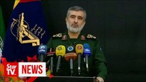 I wish I could die, says Iranian commander after learning of Ukrainian plane crash