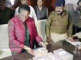 आंध्रप्रदेश से गिरफ्तार चोरी का आरोपी, 80 लाख के जेवरातों पर किआ था हाथ साफ