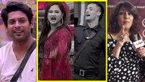 Bigg Boss 13: Siddharth को टारगेट करने पर Asim Riaz और Rashmi Desai पर भड़की Anjali | FilmiBeat