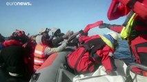 Strage di migranti nell'Egeo, torna in mare la Sea-Watch 3