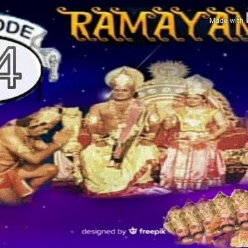 RAMAYANA RAMANAND SAGAR EPISODE - 24