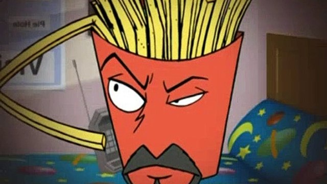 Aqua Teen Hunger Force S04E11 Bart Oates