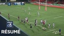 PRO D2 - Résumé Oyonnax-Provence Rugby: 51-10 - J16 - Saison 2019/2020