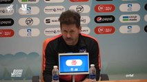 Atletico players give me energy - Simeone