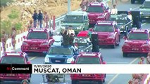 Oman swears in successor to Sultan Qaboos