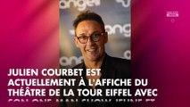Julien Courbet parle pour la première fois de la terrible mort de son père