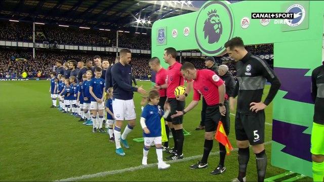 Le résumé de Everton / Brighton