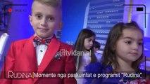 Rudina – Backstage: Jozefina Topalli, Blerina Braka, Suela Bako, Driada Dervishi (11 Janar 2020)
