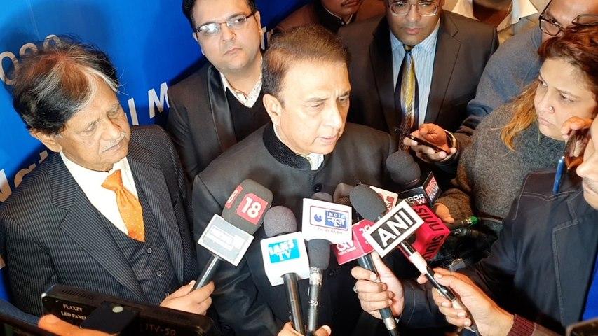 Country will overcome all crises: Gavaskar