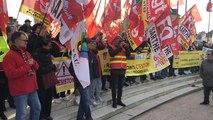 Réforme des retraites: des actions syndicales prévues à partir de mardi 14 janvier