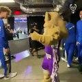 Basket-Ball - NBA - Bucks vs Slamson the Lion