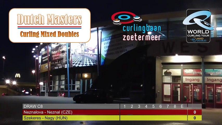DMMD 2019 | C8 | Neznalova - Neznal (CZE) vs Szekeres - Nagy (HUN)