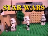 LEGO Stop Motion - Star Wars Reloaded