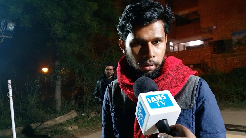 Not aware about the meeting between students and VC: Saket Moon