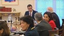 Sánchez completa su Gobierno de coalición, de marcado perfil económico