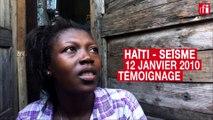 Haïti : témoignage de Marie-Denise Joacius, survivante du séisme du 12 janvier 2010