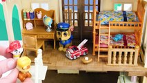 Paw Patrol get a New House and Go to the Shopping Mall - Learning Video for Kids-