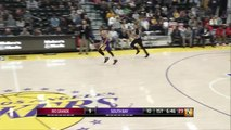 Ray Spalding Posts 10 points & 10 rebounds vs. South Bay Lakers