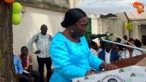 Vœux de nouvel an 2020 de Hélène Ouraga, porte-parole des militants de La Nouvelle Côte d'Ivoire