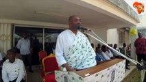 Message de nouvel an du président de la Nouvelle Côte d'Ivoire, Gnamien Konan