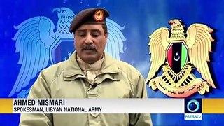 Libya: Forces loyal to Haftar announce ceasefire