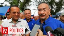 Hishammuddin says ready to face Umno disciplinary board but it needs to get act together first