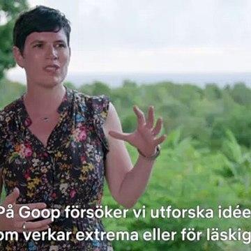 the goop lab with Gwyneth Paltrow -  Netflix