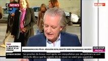 """Morandini Live : Ségolène Royal """"déçue"""" par Emmanuel Macron, les raisons dévoilées (Vidéo)"""