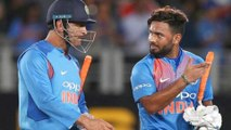 IND VS AUS 1ST ODI | Pant again failed in crucial situation