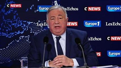 Gérard Larcher - Europe 1 & CNews dimanche 12 janvier 2020