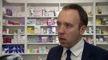 Matt Hancock defends NHS 111 helpline