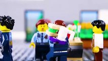 LEGO City Police Truck Brick Build STOP MOTION LEGO City Crook Escape- - LEGO City - Billy Bricks