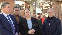 Ora News - Xhaçka inspekton punimet për rindërtim: 233 familje së shpejti me strehë të re