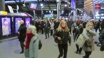 Grève dans les transports : «nette amélioration» à la RATP