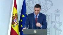 """Sánchez destaca el """"propósito de unidad"""" del nuevo Gobierno"""