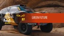 داكار 2020 - المرحلة 7 - صورة اليوم- Green Future