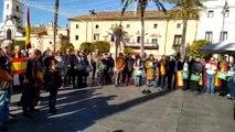 Concentración en Mérida convocada por Vox