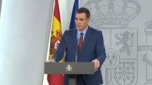 """Sánchez presenta a su nuevo Gobierno: """"Será la legislatura del diálogo"""""""