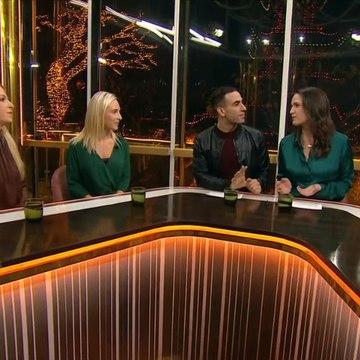 Interview med tvillingerne Nicolé og Niccié Jølst | Pyrus i Alletiders Eventyr med Mille og Molly | Go Aften Live | TV2 Danmark
