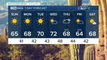 FORECAST: Cool morning and mild afternoon