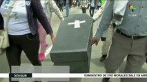 Suman 13 asesinatos de líderes sociales y activistas en Colombia