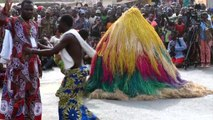Spirit world: Voodoo makes a comeback in its Benin home