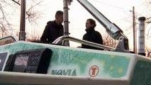 L'ungherese che vuole attraversare l'Oceano Atlantico in surf