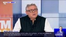 """Michel Onfray: """"Je pense que les gilets jaunes relèvent du sous-prolétariat et les grévistes relèvent du prolétariat"""""""