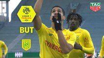 But Ludovic BLAS (48ème) / AS Saint-Etienne - FC Nantes - (0-2) - (ASSE-FCN) / 2019-20