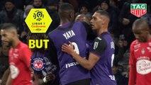 But Bafodé DIAKITE (16ème) / Toulouse FC - Stade Brestois 29 - (2-5) - (TFC-BREST) / 2019-20