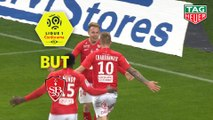 But Gaëtan CHARBONNIER (77ème) / Toulouse FC - Stade Brestois 29 - (2-5) - (TFC-BREST) / 2019-20