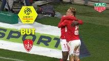 But Irvin CARDONA (86ème) / Toulouse FC - Stade Brestois 29 - (2-5) - (TFC-BREST) / 2019-20