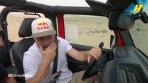 عبدو فغالي يتفوق في مسابقة التزحلق على الرمال في دريفن